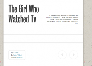 girlwhowatchedtv