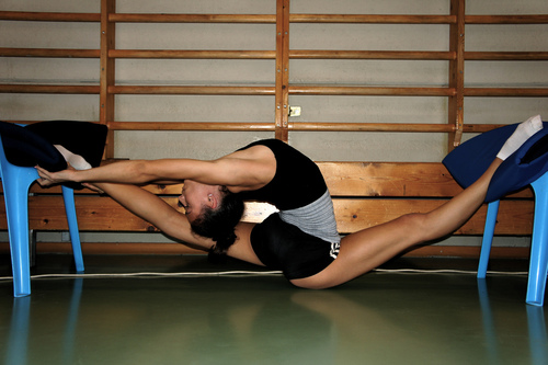 "One of the first pictures on google image search of ""oversplits"""