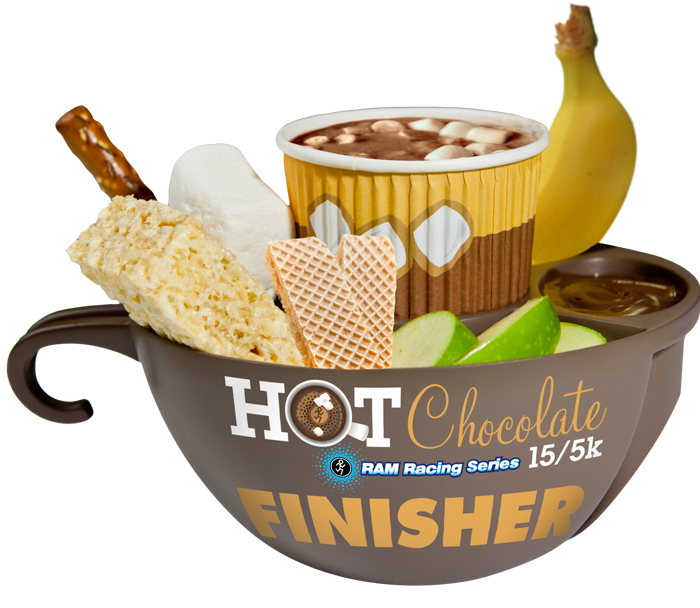 Hot chocolate run coupon code 2018