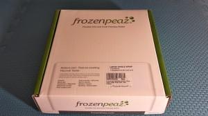 Frozen Peaz