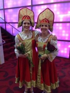 ABP- Rachel and Anna Clare