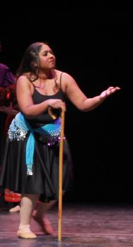 lin in la esmeralda 2014