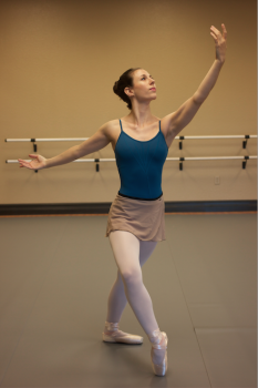 Ballet Studio Pic